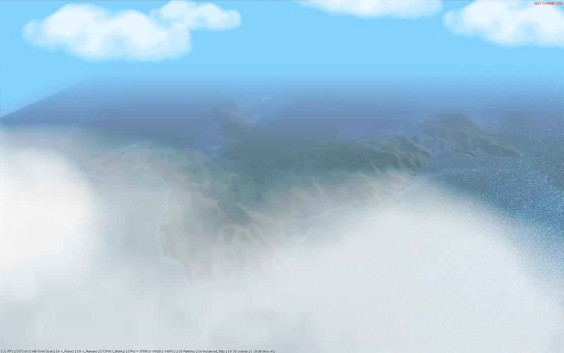 Clouds Render